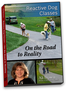 Reactive Dog Classes DVD cover image